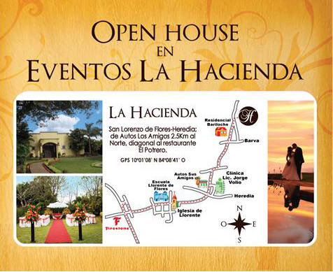 Open House La Hacienda